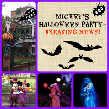 when is mickey halloween party mickey u0027s halloween party breaking news and coupon code