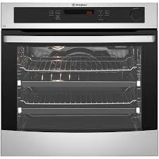 wve617s westinghouse electric wall oven in oven grill the