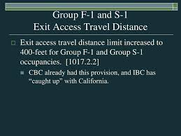 California Travel Distance images Highlighted changes to the 2016 2017 codes ppt download jpg