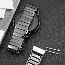 huawei classic bracelet images 20mm 22mm genuine carbon fiber leather band strap for huawei watch jpg