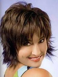 how to cut a shaggy hairstyle for older women short shaggy hairstyles for older women with fine hair new