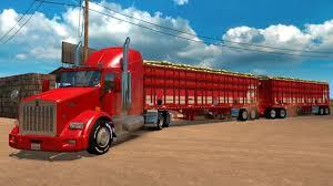 kenworth usa kenworth t800 doble jaula ferbus 56 toneladas de papa de usa a