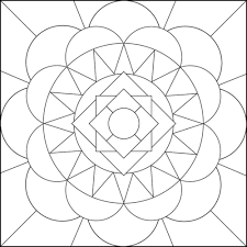 printable coloring pages for adults geometric fresh geometry coloring pages coloringsuite free coloring pages
