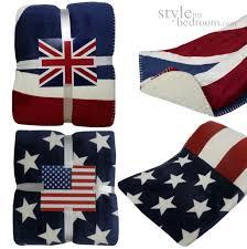 United States American Flag Usa American Flag Stars U0026 Stripes Chenille Cushion Covers Or