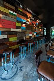 the green door restaurant singapore designed by the stripe