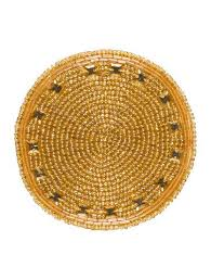 Beaded Table Linens - table linens u0026 accessories products luxury fashion the realreal