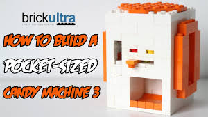 candy legos where to buy how to build a mini lego candy machine 3