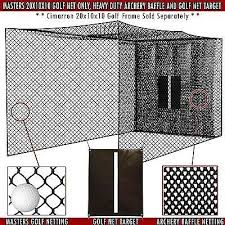 Backyard Golf Practice Net 8 Best Golf Nets And Cages Images On Pinterest Golf Clubs Golf