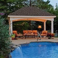 Backyard Or Back Yard by Best 25 Backyard Pavilion Ideas On Pinterest Backyard Kitchen