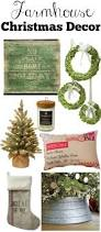 Prim Tree Gifts Home Decor by Best 20 Farmhouse Christmas Trees Ideas On Pinterest Country