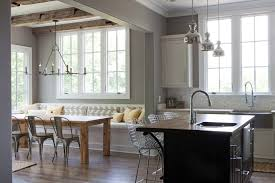 Kitchen Hanging Lights Over Table by Rectangular Chandelier Over Table Kitchen Contemporary With