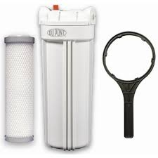 Dupont Faucet Mount Water Filter Wfdw120009w Universal Drinking Water Filter System By Dupont