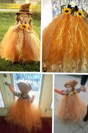 tutu scarecrow costume dyi my version crafts pinterest