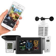 la crosse 5 in 1 professional wireless weather station