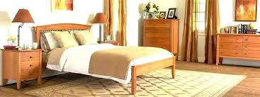 natural wood bedroom furniture what colors go with cherry wood bedroom furniture empiricos club