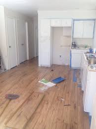What Is Laminate Hardwood Flooring Shop Allen Roth 6 14 In W X 4 52 Ft L Saddle Handscraped