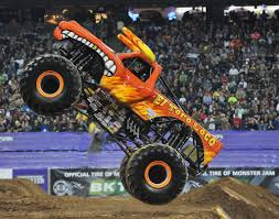 ticketmaster monster truck jam monster jam truck rally rumbles the dome saturday nola com