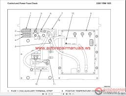 yale forklift full set pdf parts u0026 manuals auto repair manual