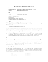 Terminate Lease Letter Texas Lease Agreement 7127334 Png Sponsorship Letter