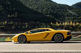 Lamborghini Aventador Coupe - lamborghini introduces new aventador s coupe ballerstatus com