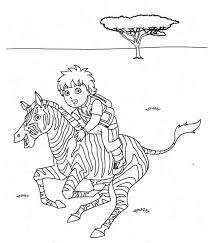 zebra diego explorer coloring pages cartoon coloring pages