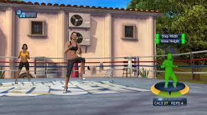 amazon com the biggest loser ultimate workout xbox 360 video games