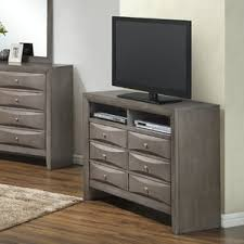 grey bedroom media chests you u0027ll love wayfair