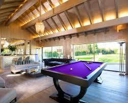 Big Game Room - snooker room houzz