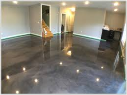 Rustoleum Epoxy Basement Floor Paint by Rustoleum Basement Floor Epoxy Flooring Home Decorating Ideas