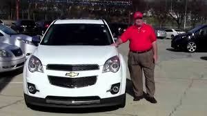chevrolet equinox white limbaugh toyota 2011 chevrolet equinox ltz white youtube