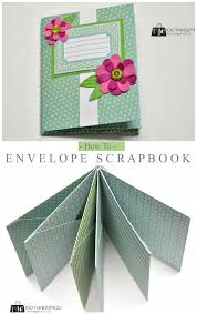 How To Make Easy Paper Flowers For Cards - best 25 make an envelope ideas on pinterest paper envelopes