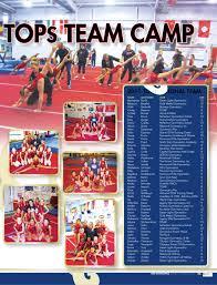 Desert Lights Gymnastics Usa Gymnastics Jan Feb 2012 Vol 41 1 By Usa Gymnastics