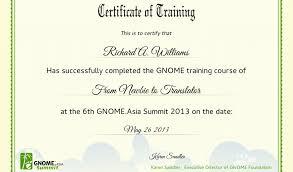 free training certificates awards certificates free templates