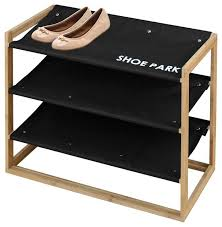 Shoe Rack by Bamboo Canvas Shoe Park Shoe Rack Shoe
