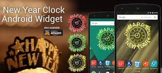 clock themes for android mobile new year analog clock widget for android home screen themereflex