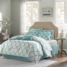 Best 10 Blue Comforter Sets by Cal King Bedding Lotus Comforter Set In Greywhite 100 Liked On