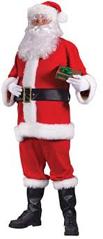 santa costumes buy all wrapped up santa costume women s christmas costume 29411