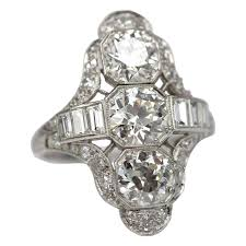 78 best vintage rings images on pinterest vintage rings
