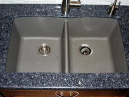 Kitchen Cozy Composite Granite Sinks For Your Exciting Kitchen - Graphite kitchen sinks