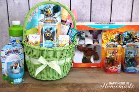 eater baskets skylanders easter baskets happiness is