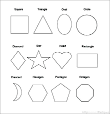 coloring pages worksheets geometric shape coloring pages geometric shape colouring pages