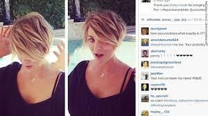 why did penny cut her hair taylor swift short hair don t care cnn com