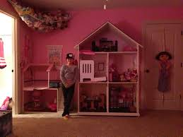 House And Furniture American Dollhouse Tour Our Generation House And Lemonade