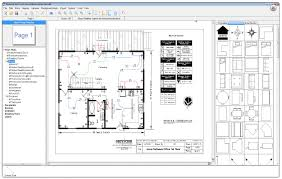 Sample Floor Plan Residential Wire Pro Software Draw Detailed Electrical Floor