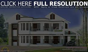 south indian house plan 2800 sq ft kerala design id luxihome