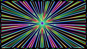 energy lights morphing turning loop 1080p energetic animated
