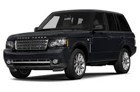 2012 land rover range rover overview cars com