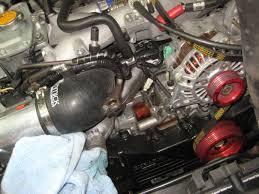 subaru wrx turbo location diy power steering pump rebuild nasioc