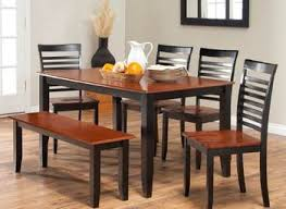 dining room sets with bench small kitchen table sets carpetdark