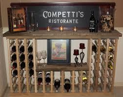 tips pallet wine rack wine racks diy pallet wine racks